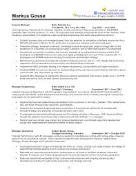 Sample CFO Resume   Example of Executive Resume Trends      Tuars com