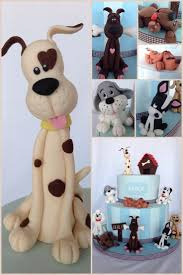 Dog Birthday Decorations 25 Best Dog Cakes Trending Ideas On Pinterest Puppy Cake Doggy