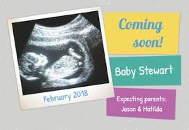 free ecard pregnancy announcement baby in belly free printable pregnancy announcement template