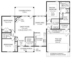 House Plan chp  at COOLhouseplans com