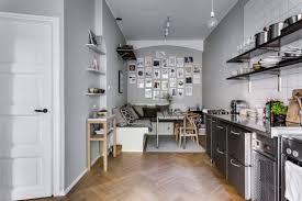 Stoere Keuken Met Gezellige Eethoek Woonkamer Inrichting Huiscom