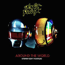 Daft Punk - Around The World (Sterbinszky Bootleg) - Sterbinszky The  Official Podcast