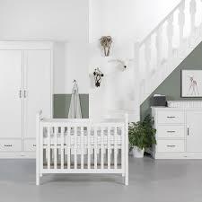 Kidsmill La Première Babykamer Wit Bed 60 X 120 Cm Commode
