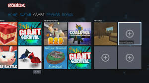 How To Get Roblox In Roblox My Games Yes Yours Comes To The Xbox One Roblox Blog