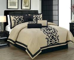 taupe comforter 7 piece cal king black and taupe comforter set for tan bedding decorations 2 taupe queen comforter sets hampton hill kingston taupe