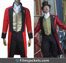 Hugh Jackman The Greatest Showman Coat with Vest | Circus outfits, Cosplay  outfits, Homecoming outfits