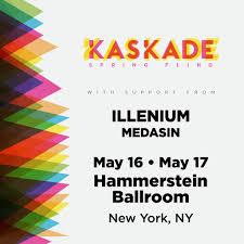 Kaskade Tickets Manhattan Centers Hammerstein Ballroom