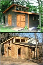 garden shed plans uk diy