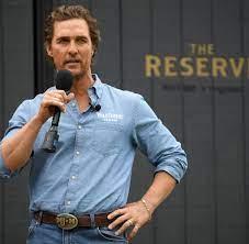 Matthew McConaughey erwägt Kandidatur: Texas' nächster Gouverneur? - WELT