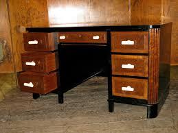 art deco office furniture. outstanding brazilian art deco ebonised desk office furniture