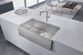 blanco precision durinox a front sink