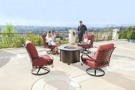 the latest patio furniture portland maine expensive luxury o w lee luxurious outdoor casual fire pit oregon me craigslist repair clearance