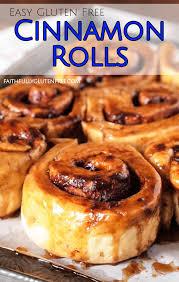 best gluten free cinnamon buns
