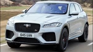 Great savings & free delivery / collection on many items. 2020 Silver Jaguar F Pace Svr Practical Performance Suv Youtube