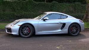 2015 Porsche Cayman GTS Review - YouTube