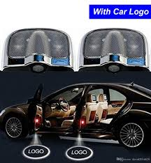 2018 Led Car Door Welcome Projector Logo Ghost Shadow Laser Emblem ...