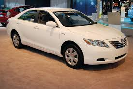 Toyota Camry Hybrid, a thrilling experience