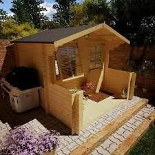 home office shed. Image Is Loading Outdoor-Wooden-Summer-Garden-House-Work-Home-Office- Home Office Shed