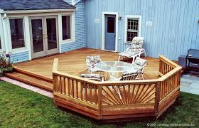 Wood Patio Designs Build A Patio Deck Home Design Ideas And Pictures