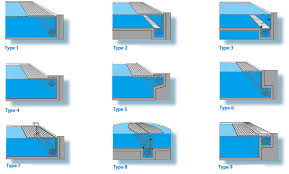 diy easy installation swimming pool covers with 12v 24v motor above ground automatic