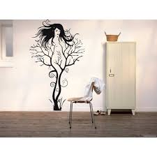 full color tree girl sexy wall art vinyl decal sticker sticker decal size 33x52 on wall art stickers tree with shop full color tree girl sexy wall art vinyl decal sticker sticker