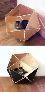 build yourself cat cave