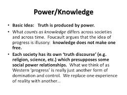 essay knowledge is power essay knowledge is power atsl ip essay on  postmodernism foucault and baudrillard power knowledge•