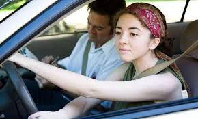 Driver Keeping Your Safe Teen