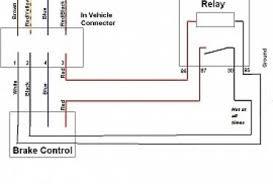 prodigy brake controller wiring diagram wiring diagram and hernes tekonsha p3 trailer brake controller wiring diagram electronic