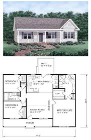 one story country house plans best of 25 best house plans small images on of