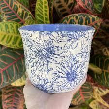 handmade orchid pot modern plant pot