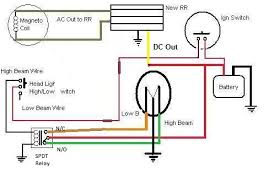 tvs apache wiring diagram tvs image wiring diagram tvs apache electrical coversion to full dc power to run hids on tvs apache wiring