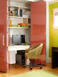 Office In A Cupboard Houzz