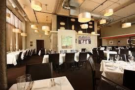 main dining room interior lighting design of michael smith restaurant kansas city