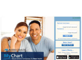 Anmed Health My Chart Login Mychart Anmedhealth Org At Wi Mychart Login Page