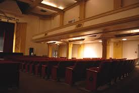 Us Cellular Center Thomas Wolfe Auditorium