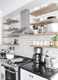 Modern Farmhouse Kitchen Makeover Black And White Kitchen Dark Red