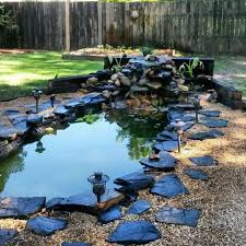 Small Picture 34 best KOI POND images on Pinterest Outdoor ideas Back garden