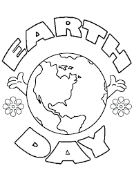 Fancy Free Earth Day Coloring Pages Colouring Printable Printables