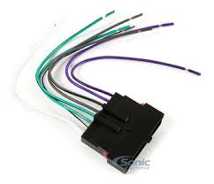 scosche fd02b wire harness to connect an aftermarket stereo Scosche Wiring Harness For Select Ford Vehicles scosche fd02b wire harness to connect an aftermarket stereo receiver to select 1986 2004 ford vehicles zoom Scosche Wiring Harness Diagrams