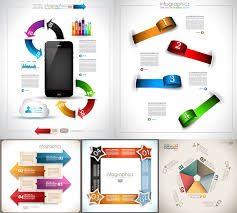 Business Numbered Infographics Vector For Free Download