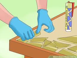 image titled make a mosaic table top step 10
