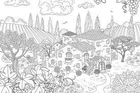 Check out these free printable coloring pages for adults! Travel Coloring Pages 17 Printable Coloring Pages For Adults Of Scenic Places You D Want To Escape To Printables 30seconds Mom