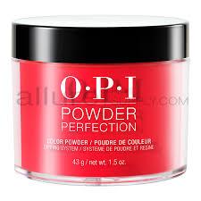 Opi Dip Powder 51 New Colors Aloha From Opi 1 5 Oz