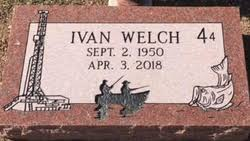 Ivan Alfred Welch (1950-2018) - Find A Grave Memorial
