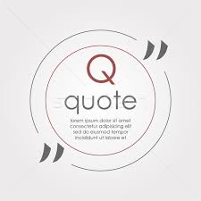 Blank Boxes To Decorate Citation text box Frame for decoration quote and other 92