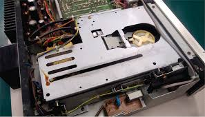 inside classic audio the loader is a standard philips type that can be found in the cd104 and other players
