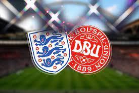 England vs Denmark Semi-finals (July 7 ...
