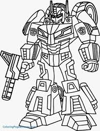 Transformers Printable Coloring Pages Awesome Transformer Printable