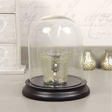 glass bell jar display dome designs